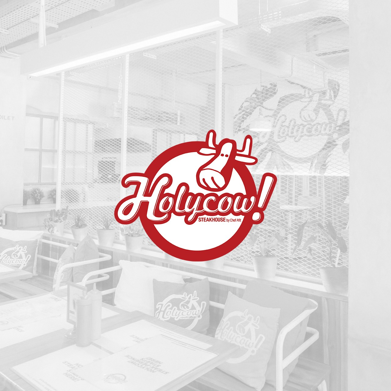 History Of Holycow! STEAKHOUSE By Chef Afit