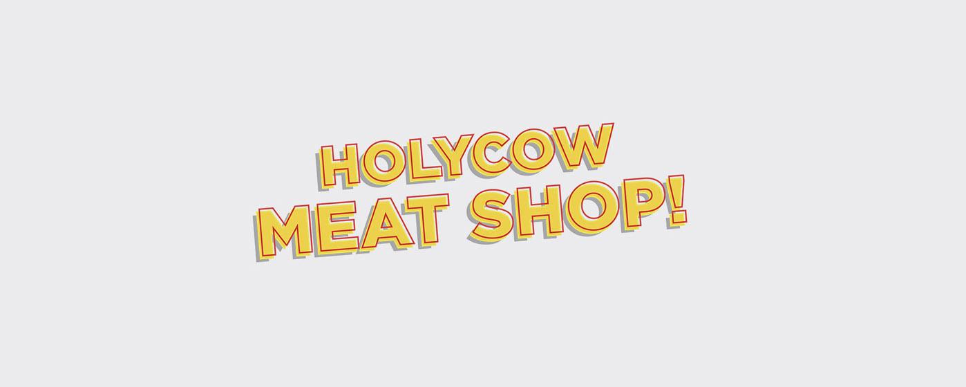 Holycow! MEAT SHOP