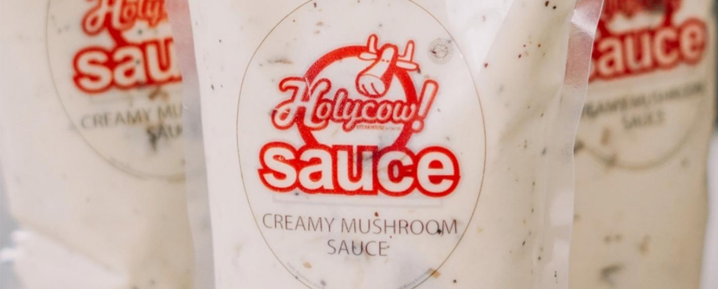Mushroom Sauce Retail Pack